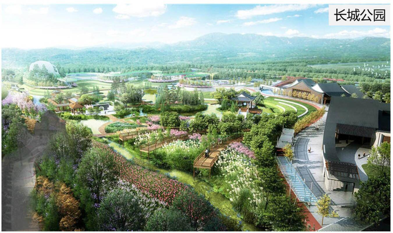 秦皇岛打造长城城墙遗址公园 助推古城建设