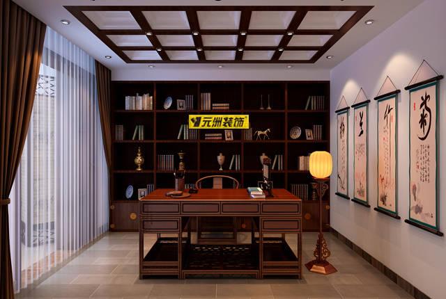 北卫家园150平米四居客厅装修设计图片