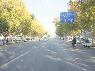 邢台新西街至转运街段已通行 公交线路恢复运行