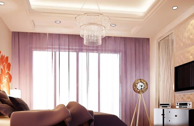 背景墙 房间 家居 起居室 设计 卧室 卧室装修 现代 装修 660_430