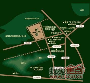 杭州久负盛名的风景度假区和别墅区,像九溪烟树,云栖竹径,梅家坞,龙坞