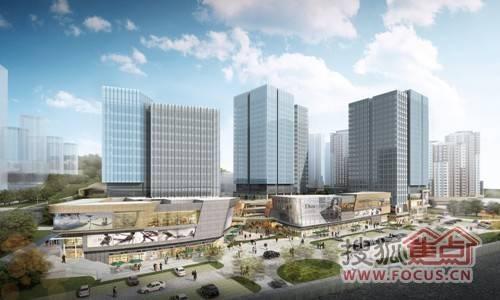 承载着青岛万科城市梦想的万科中心,必将引发市场新一轮热应.