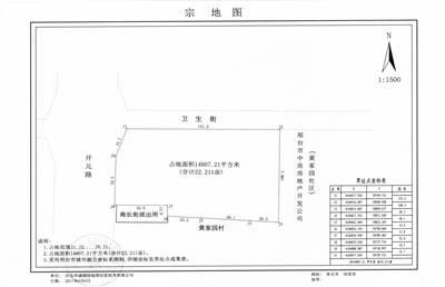 邢台市桥东区土地储备中心:拟收储一宗国有土地