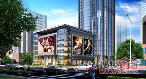 立足国际,开创青岛城市天际线—远雄国际广场