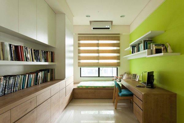 格林云墅(公租房)128平米三居客厅装修设计图片