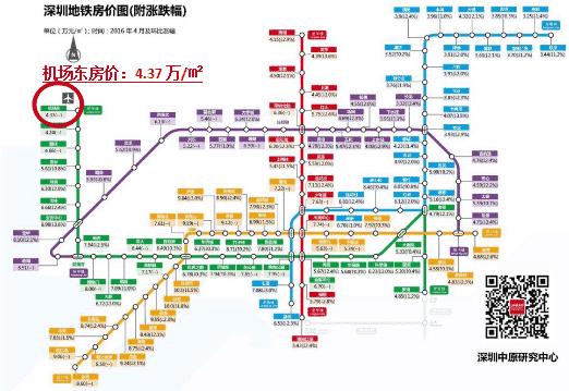 东莞3条地铁线立马兑现 三轻轨旁价格洼地