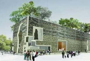 上海世博会宁波滕头馆 英雄王澍 把世界观种进建筑