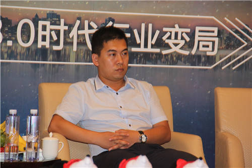 秦皇岛新闻 正文  战森:海碧台除了做正常的营销之外,在6月22号我们的