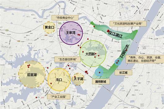 汉阳郭树岭地图