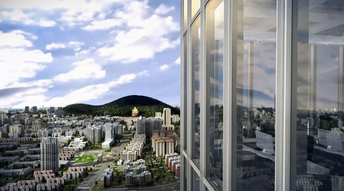 泉城广场旁五星级私人酒店耀世启幕
