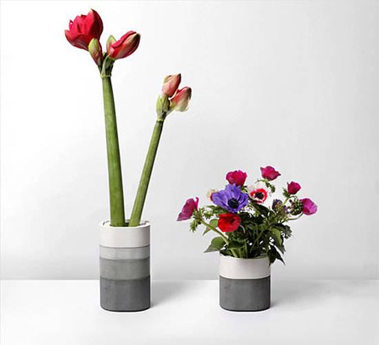 生活处处是惊喜 令人拍案叫绝的花瓶设计 图图片