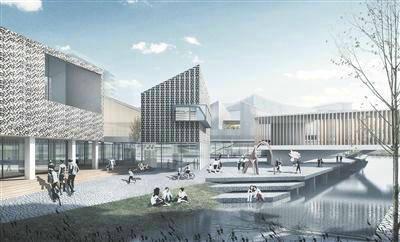 三亚海棠湾梦幻不夜城项目用地面积约98.
