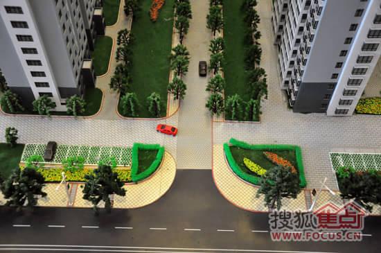 看房日记(28)新中式园林景观大宅高速仁和盛庭