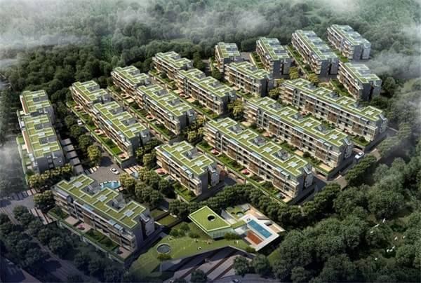 [汉拿山小镇]韩国济州岛精装别墅480万送花园