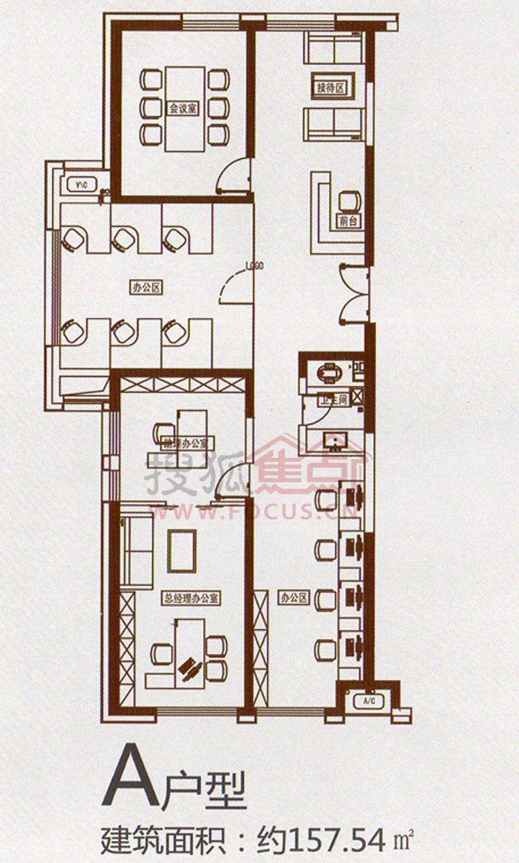 配置4部高配电梯,令城市新贵生活更加私密,从容;内廊式宫殿布局,庄重图片