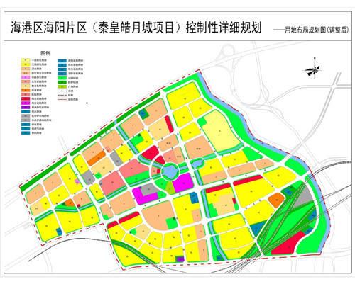 秦皇岛海阳片区城改破僵 复建海阳古镇来真的?