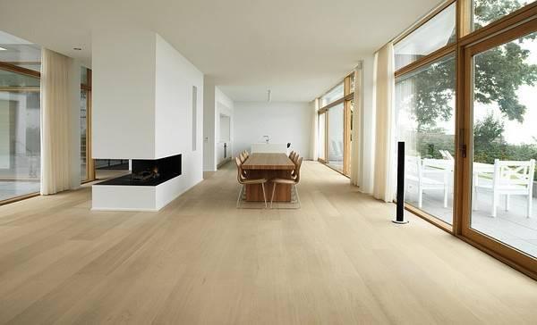 27款北欧风格木地板设计(图)