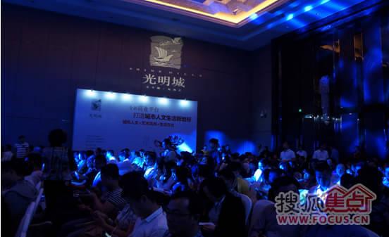 赢商网福建站总经理林旭,中国新天地有限公司市场研究与策略总经理