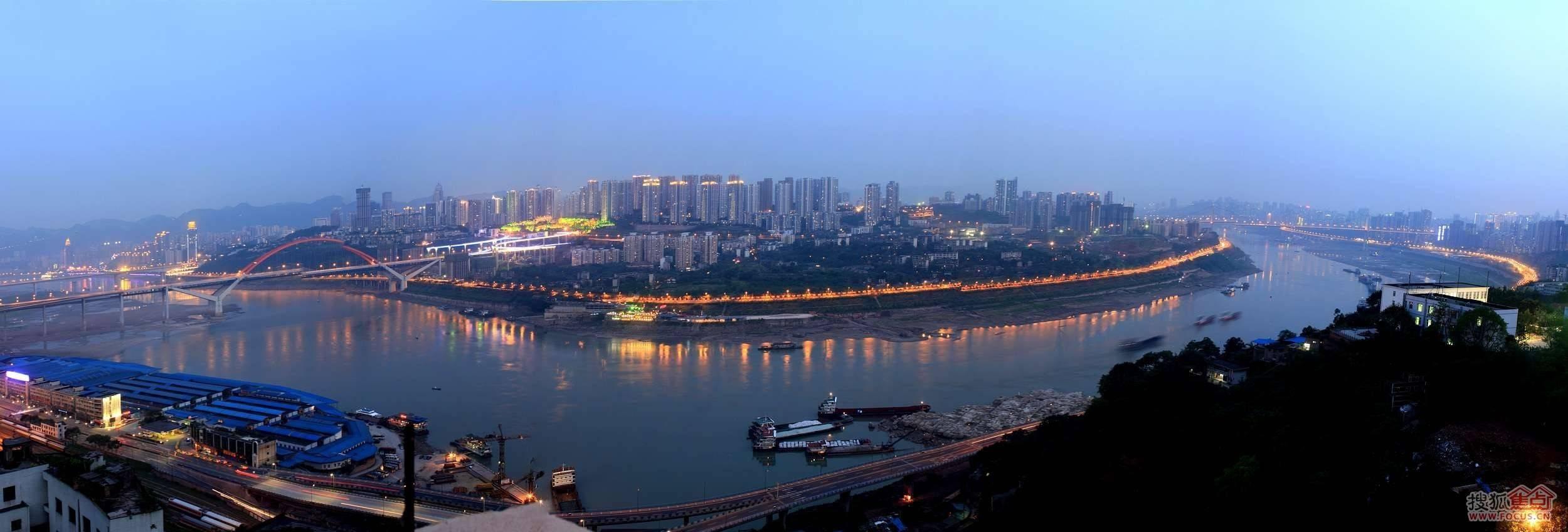 江景房也不贵,7276在春语江山买下城市江山风景