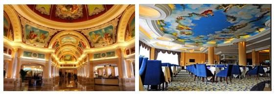 滁州碧桂园欧洲城凤凰酒店是碧桂园集团重金打造的欧式风格白金五