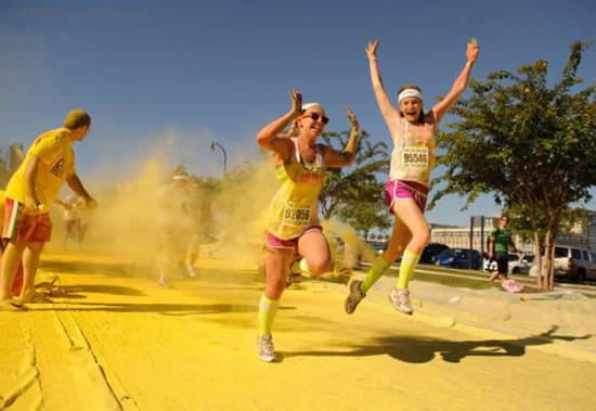 联想科技城 Color Run 报名开启 29日幸福开跑