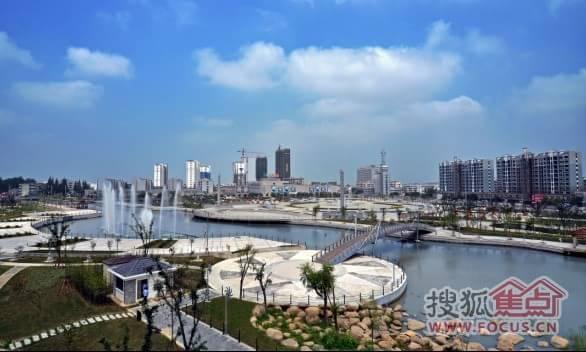 大民生让洪泽全面小康更有份量 洪泽县是淮安市首批全面小康验收县.