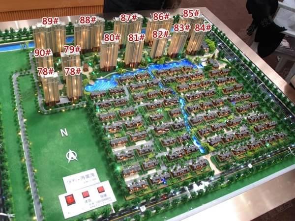 [保利海棠湾]武清现房大三居均价7800最高92.5折