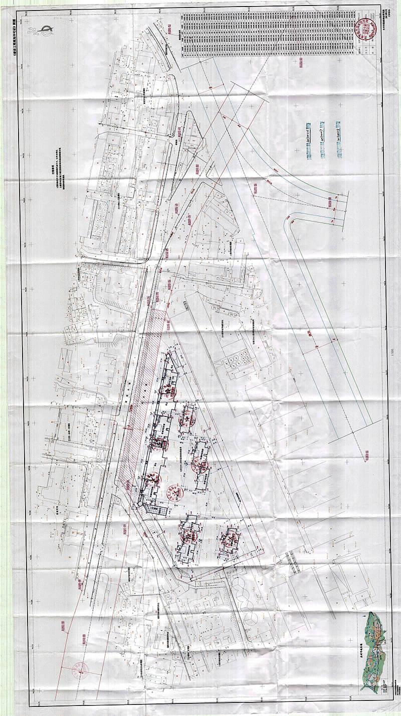 地图 户型 户型图 平面图 800_1427 竖版 竖屏