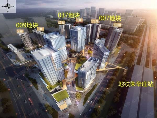 [北华府]朱辛庄地铁旁自住房预计2016年4月开盘图片