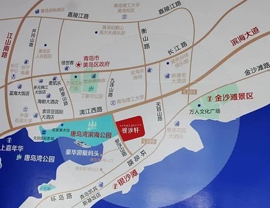 青岛新闻 正文  提起海岸线,都感到熟悉又陌生,今天银沙轩就带您走进