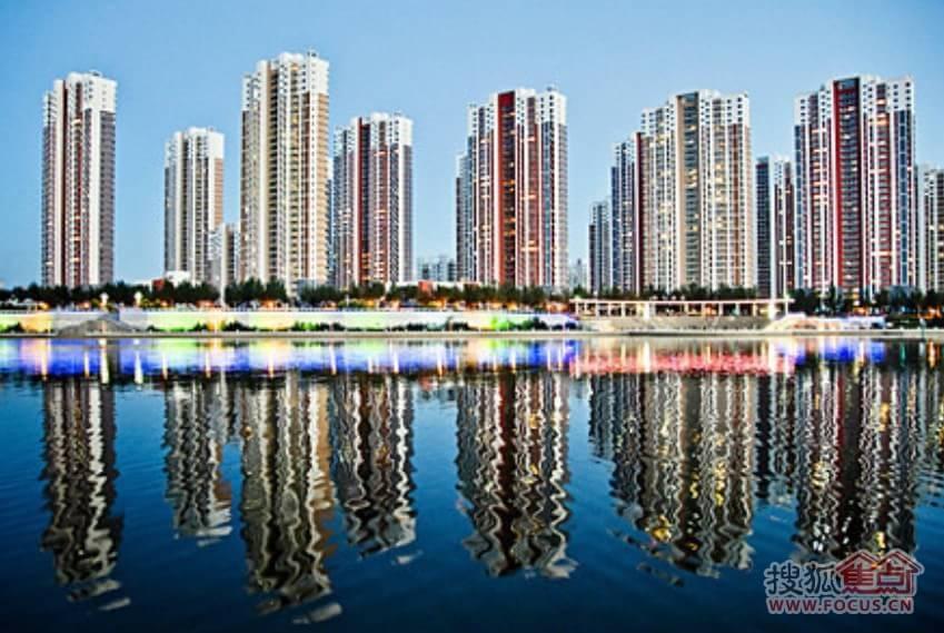 齐齐哈尔:满目风景处 绿化亮化添彩城市魅力