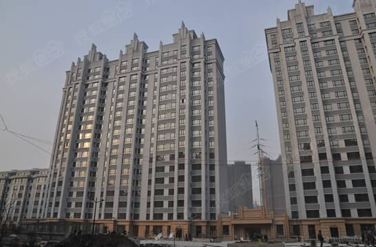 哈尔滨新闻 正文  海富锦园1-12栋,a1-a4栋定于2014年10月31日至11月4