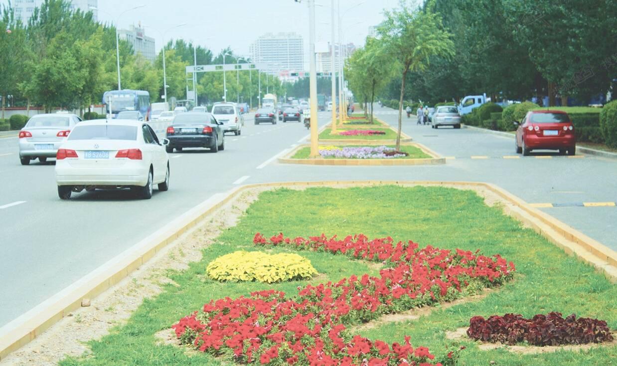 壁山区绿岛广场