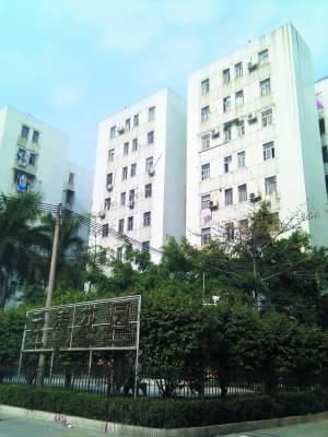 大厦 建筑 住宅 300_400 竖版 竖屏