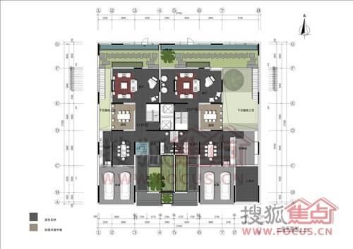 [合院]双凤湖908-1311平独栋别墅35套正在预约中