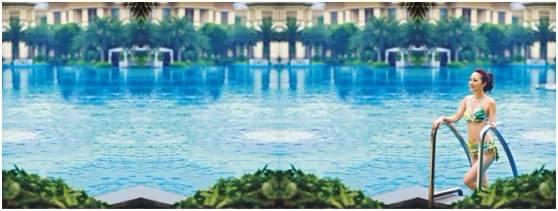 众所周知,江安河上的楼盘很多,但并不是每一个河边的楼盘都能叫河景房,也不是远远能看得到河景,就可以坐地起价标榜为河景豪宅。棕榈长滩项目率先在中国内陆城市复制出意大利科莫式无边界水景、泰国巴厘岛无边界水景两大奇观,开创了中国地产水景做法的新纪元。零度亲水石滩、棕榈湖无边际泳池在整个西南地区确实都是独一无二的。无边际泳池的水面与江安河的水面连接到一起,构成了一个最宽可以达到近百米的水面视野,不仅可以在河水踏水纳凉,更可以坐在水中品茗、上网把居住和度假完美结合。