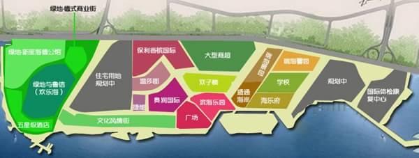 欢乐滨海城规划图